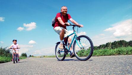 Kiemelt kerékpár akcióMinimum 3 éjszakás foglalás esetén 1 napra 1 főnek ingyenesen biztosítunk kerékpárt.